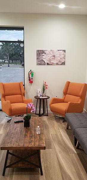 Modern Dental Office in McAllen TX