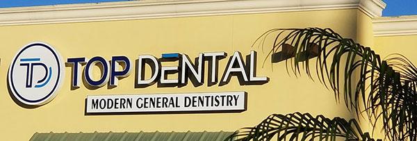 Top Dental Exterior